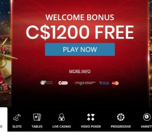 Royal Vegas Casino Welcome Bonus-min