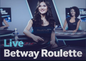 Betway Casino - Betway Live roulette