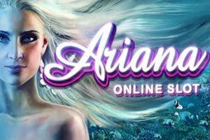 Ariana Slot Game Image