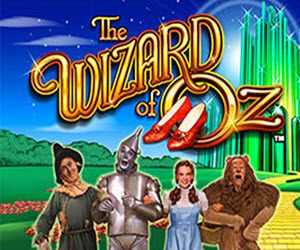 The Wizard of Oz video slot
