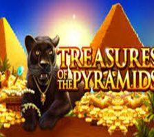Treasures Of The Pyramids Reels