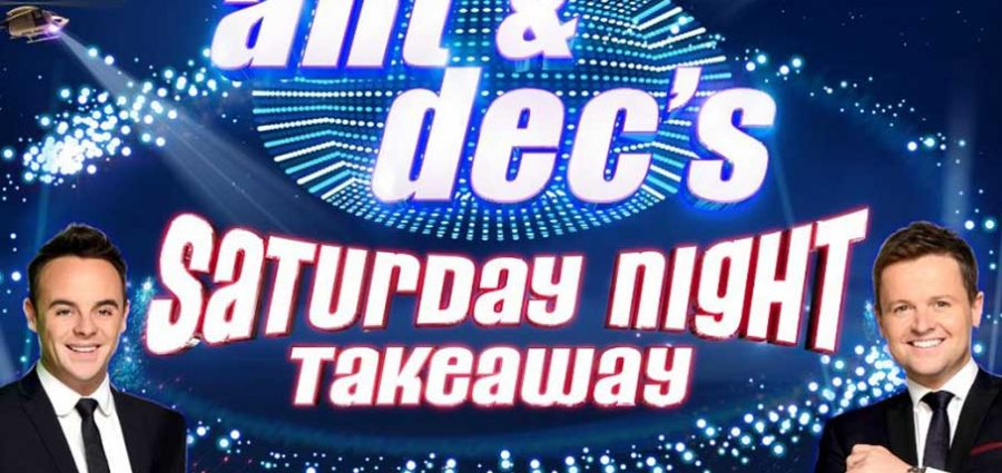 ant & dec's Saturday night Takeaway-slot-main