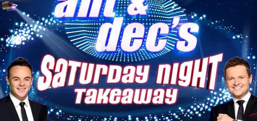 ant & dec's Saturday night Takeaway-slot-main