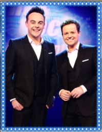 Ant and Dec's Saturday Night Takeaway Slot