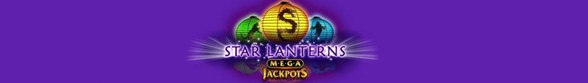 Star Lanterns Mega Jackpots 1365 x 195