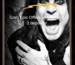 Metal Casino Ozzy Osbourne screenshot