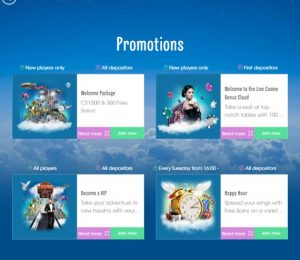 Sloty Casino Promotions