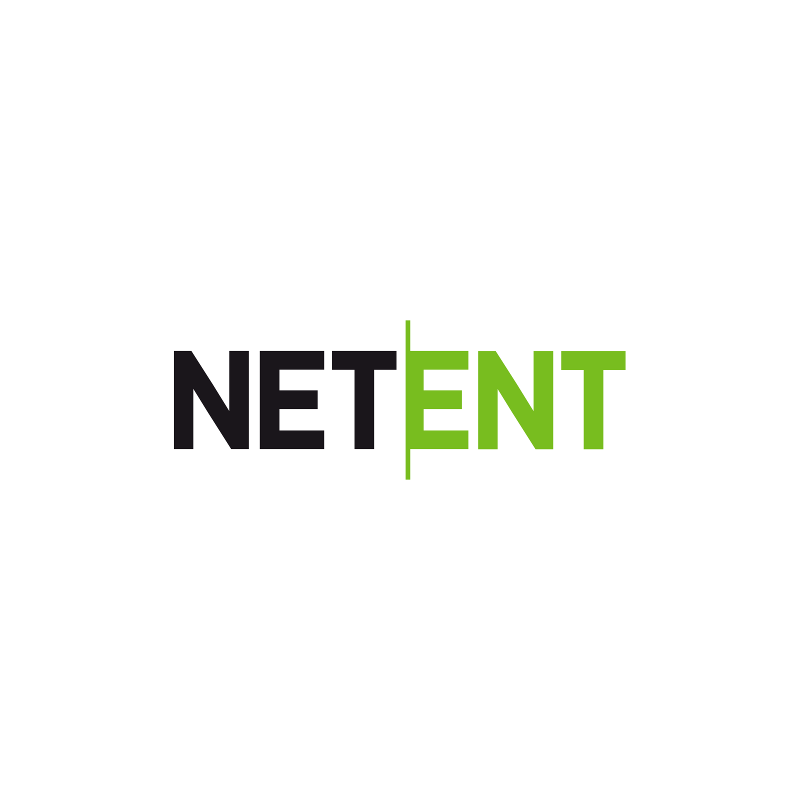 NetEnt Logo on white background