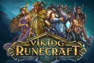 Viking Runecraft slot logo