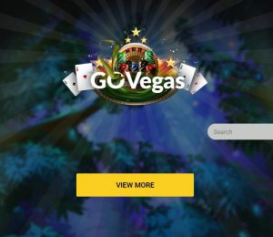 GoWild Casino GoVegas