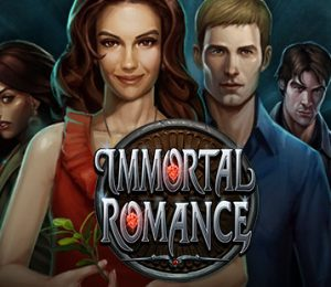 Immortal Romance Slot Logo