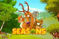 Seasons slot logo