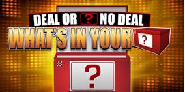 Blueprint Gaming - Deal or No Deal slot