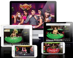 Evolution Gaming - Mobile Casino