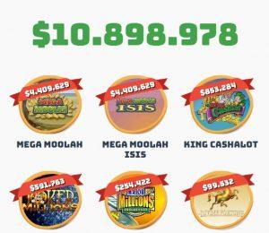 Casino Calzone jackpot