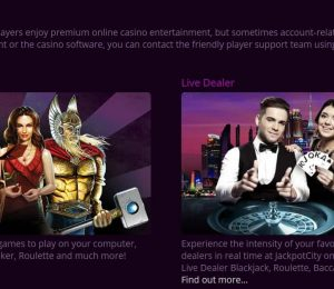 Jackpot City Online Casino Games-min