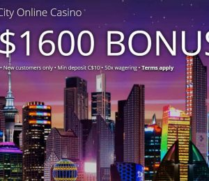Jackpot City Welcome Bonus-min