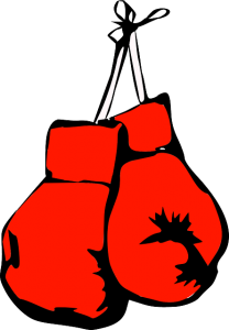 Stevenson vs Jack - Boxing Gloves