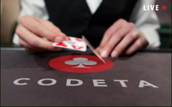 Codeta Live Casino Blackjack
