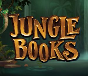 Jungle Books Slot Logo