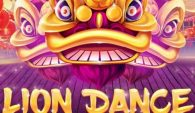 Lion Dance Slot Logo