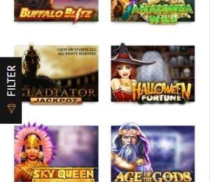 SlotsMillion games