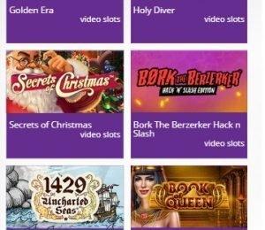 Yako Video Slots screenshot
