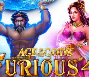 Age Of Gods: Furious 4