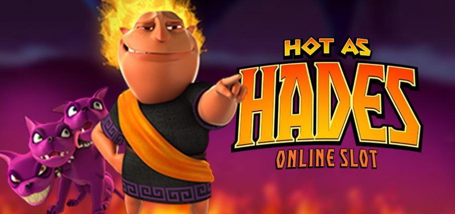 Hot as Hades Demo Game Banner