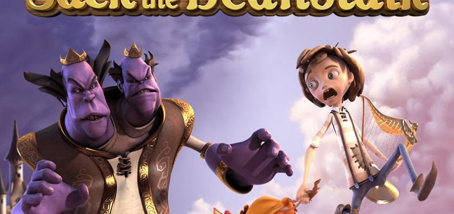 jack and the beanstalk slot demo poster