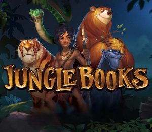 Jungle Books Slot Game Demo Image