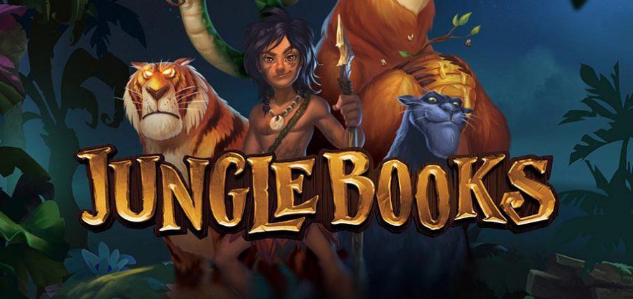 Jungle Books Slot Game Demo Image