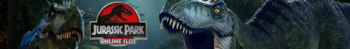 Jurassic Park Slot Banner