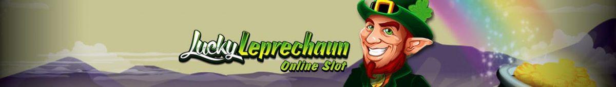 Lucky Leprechaun Slot Banner