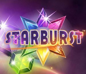 Starburst Slot Game Demo Image