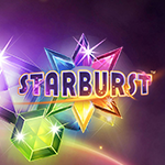 Starburst Slot Game Icon