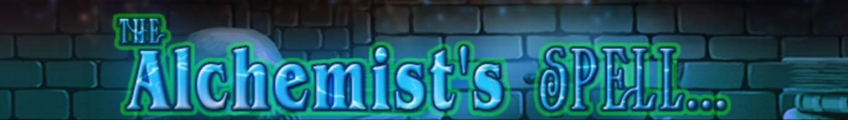 The Alchemists Spell Wide Header