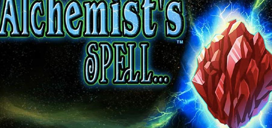 The Alchemist Spell Slot Game