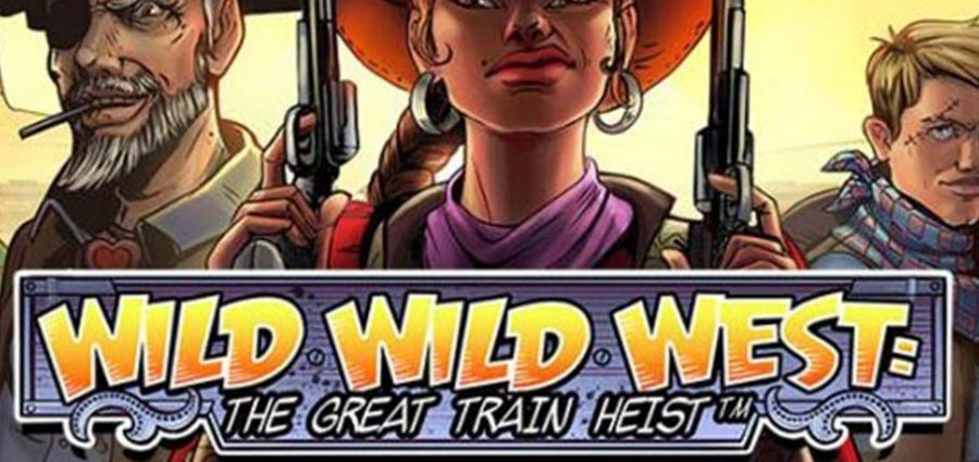Wild Wild West Slot Demo Game Image