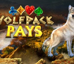 Wolfpack Pays Video Slot