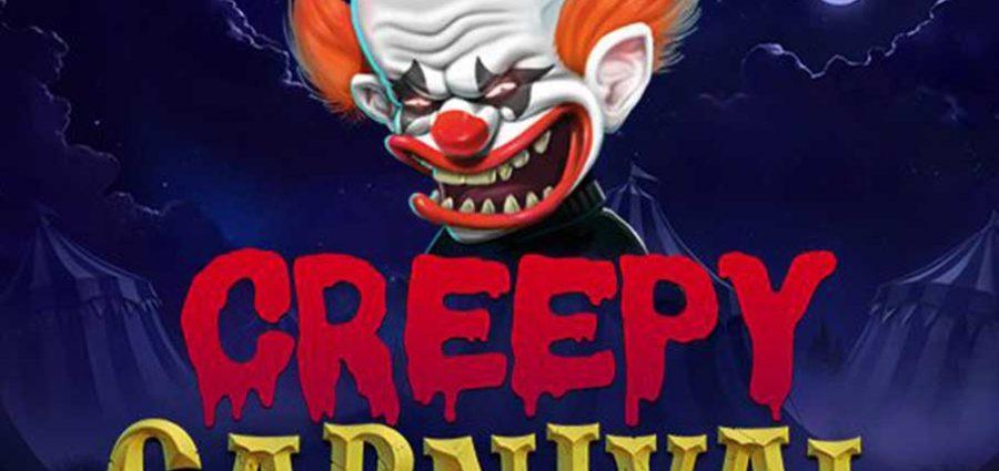 Creepy Carnival Slot - Main Image