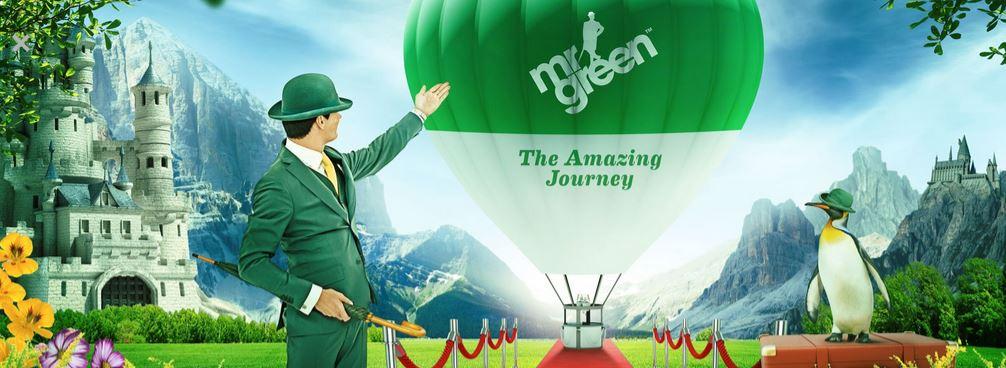 Mr Green 10th Anniversary - Amazing Journey