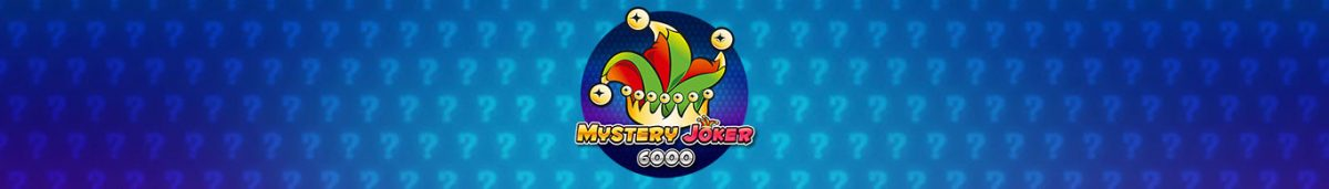 Mystery Joker 6000 Slot Game Banner