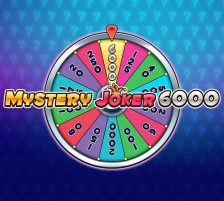 Mystery Joker 6000 Slot Game Demo Image
