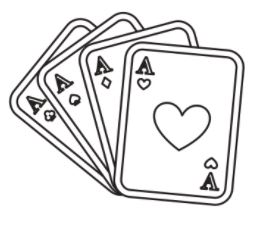 Video Poker - Playing Cards