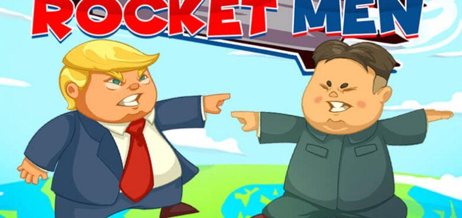 Rocket Men Slot Game Demo