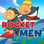 Rocket Men Slot Small Logo