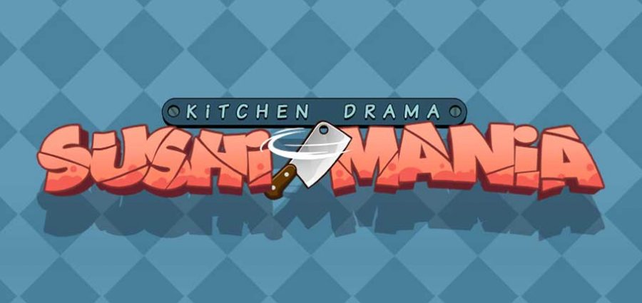 Kitchen Drama Sushi Mania Slot Game Demo Image
