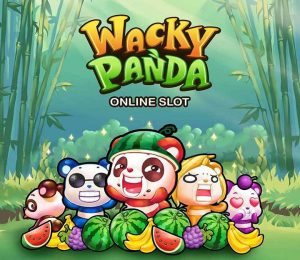 Wacky Panda Slot Main Picture