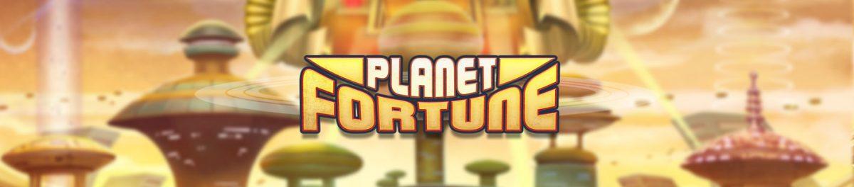 Planet Fortune Slot - Lobby Shot